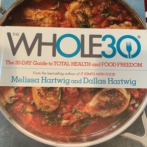 Cookbook Whole 30